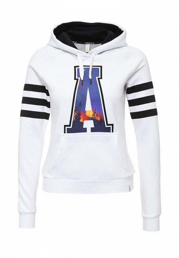 Женские худи Adidas Neo (Адидас Нео) AB8928: изображение 1