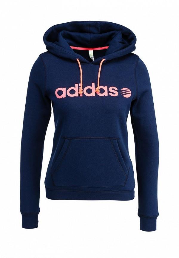 Женские худи Adidas Neo (Адидас Нео) AB8603: изображение 1