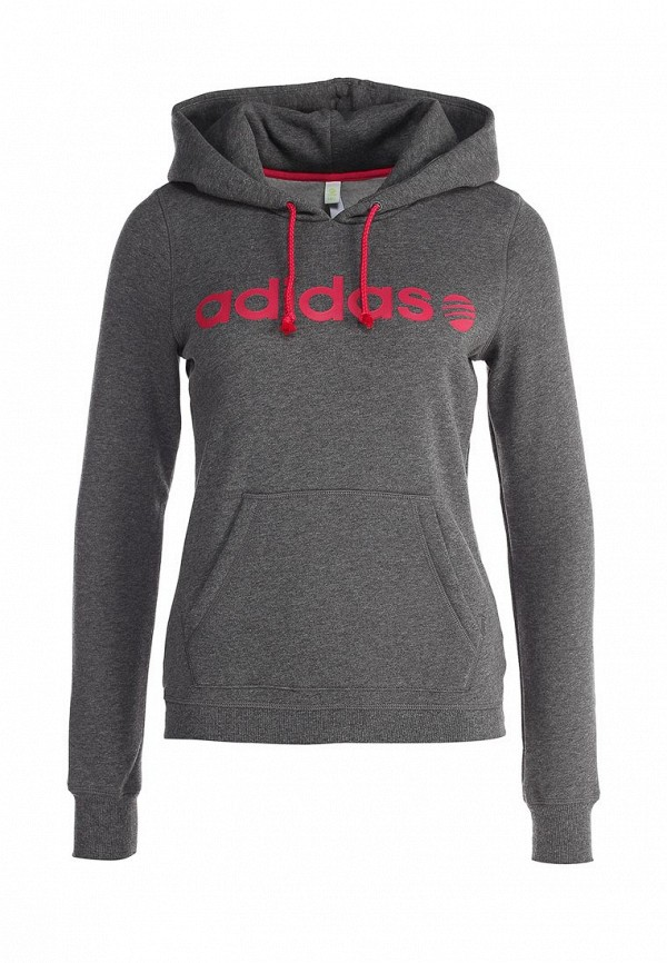 Женские худи Adidas Neo (Адидас Нео) AB8602: изображение 1