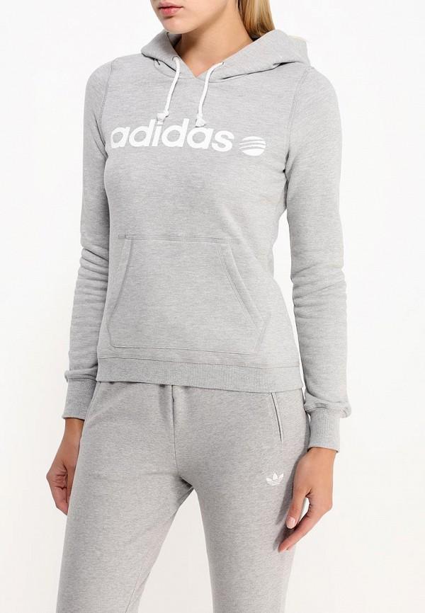 Женские худи Adidas Neo (Адидас Нео) AB3718: изображение 3