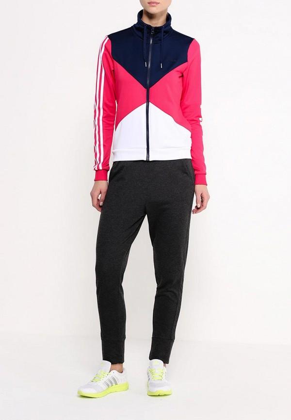 Олимпийка Adidas Neo (Адидас Нео) AB8586: изображение 3