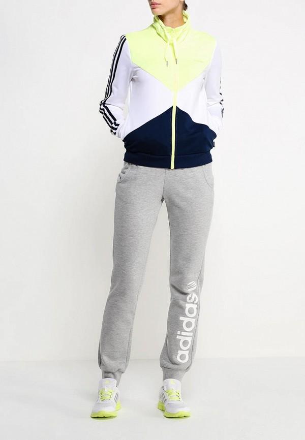 Олимпийка Adidas Neo (Адидас Нео) AB9186: изображение 2
