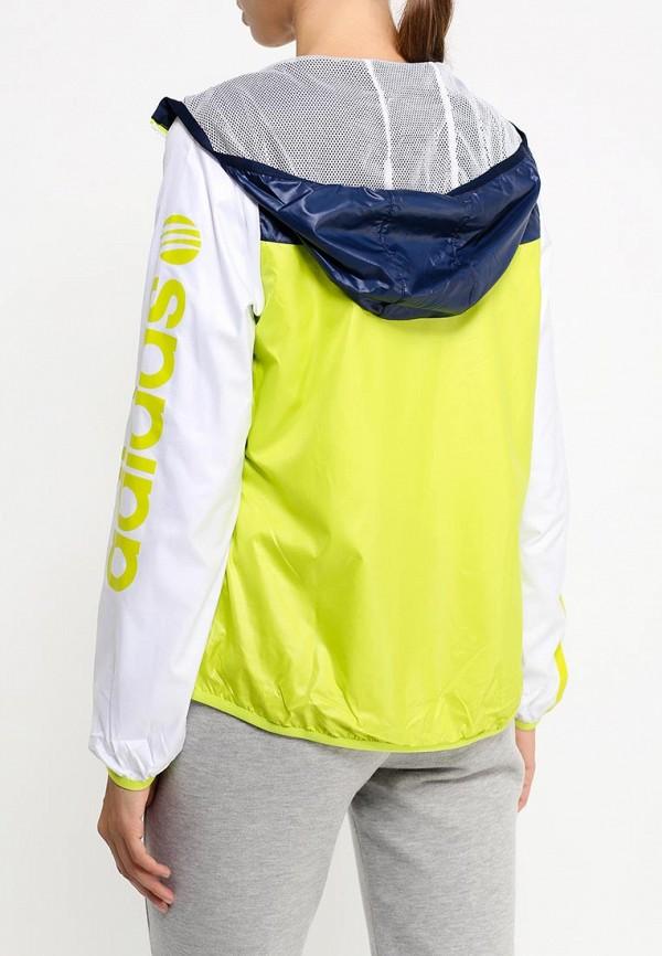 Ветровка Adidas Neo (Адидас Нео) AB8880: изображение 4