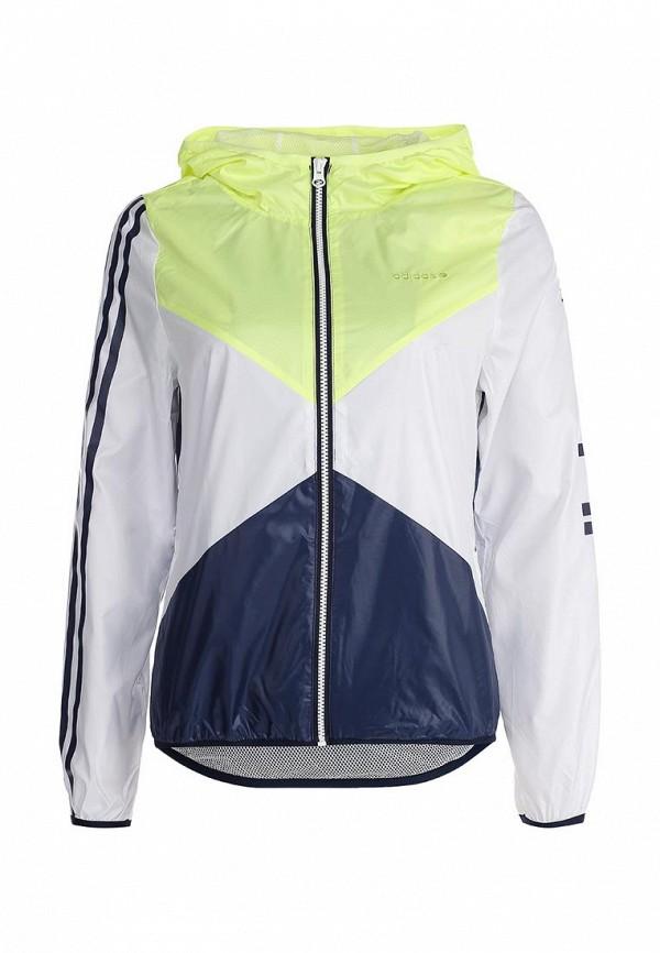 Ветровка Adidas Neo (Адидас Нео) AB8879: изображение 1