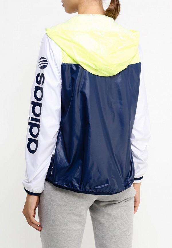 Ветровка Adidas Neo (Адидас Нео) AB8879: изображение 4