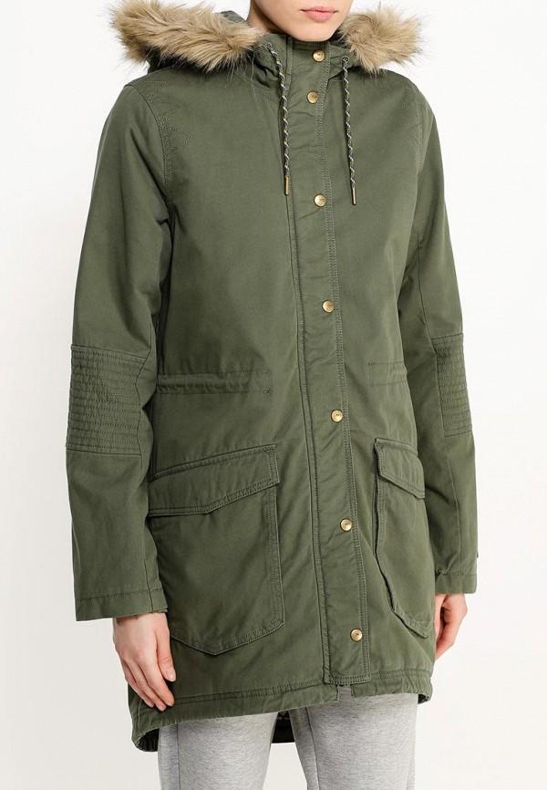 Утепленная куртка Adidas Neo (Адидас Нео) AB8972: изображение 4