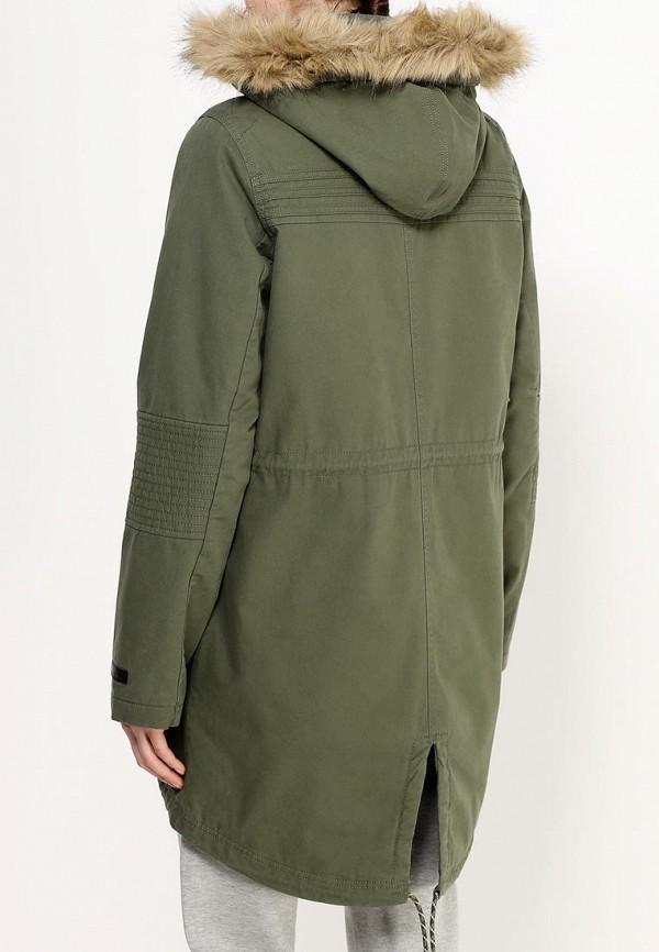 Утепленная куртка Adidas Neo (Адидас Нео) AB8972: изображение 5