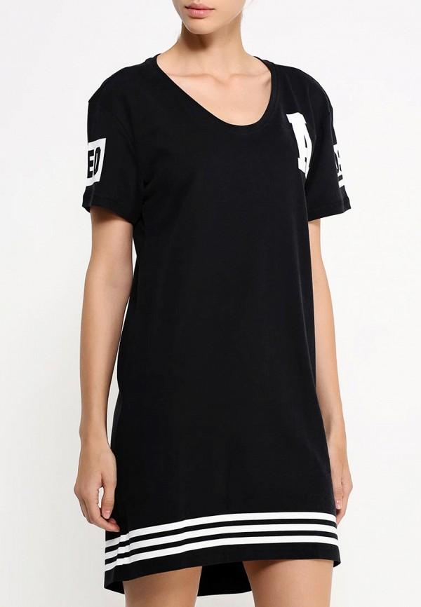 Платье-миди Adidas Neo (Адидас Нео) AB3822: изображение 3