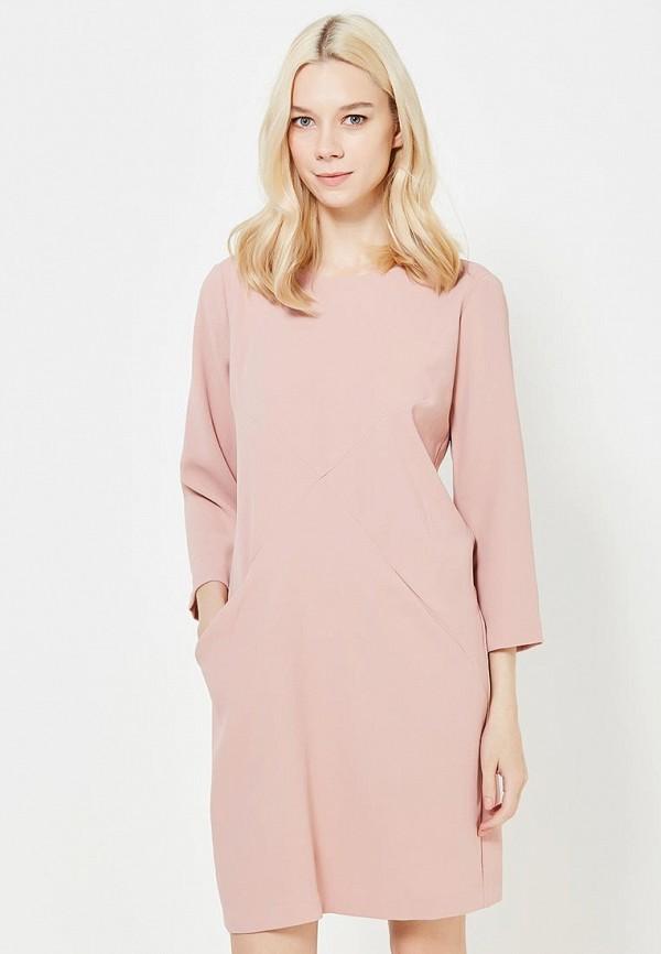 Платье adL adL AD005EWWQO28 блуза adl adl ad005ewvpi02