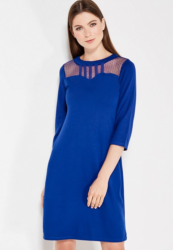Платье adL adL AD005EWWQO35 блуза adl adl ad005ewvpi02