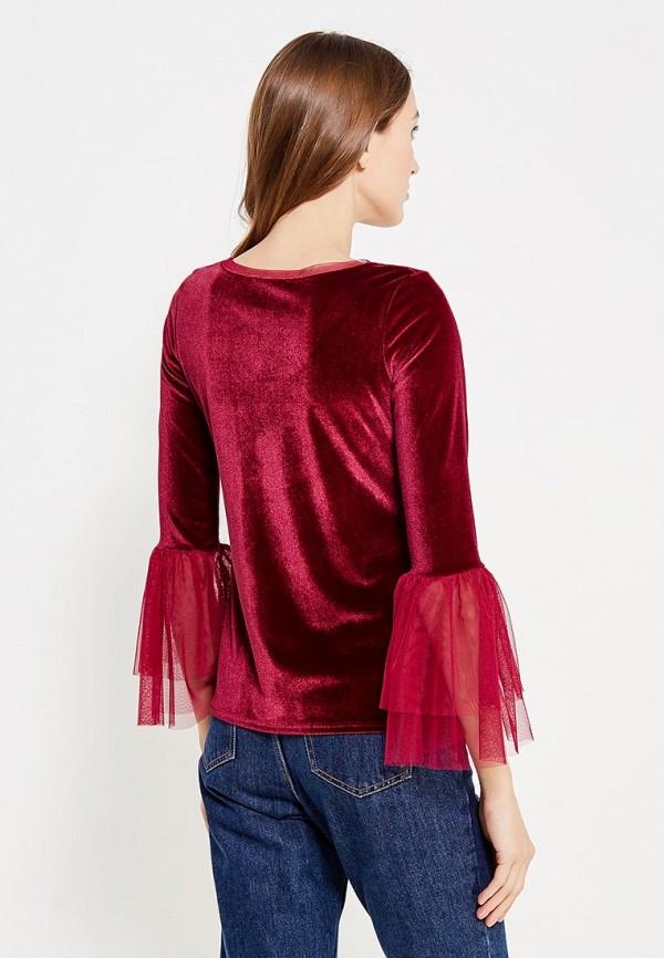Блузка Бордового Цвета