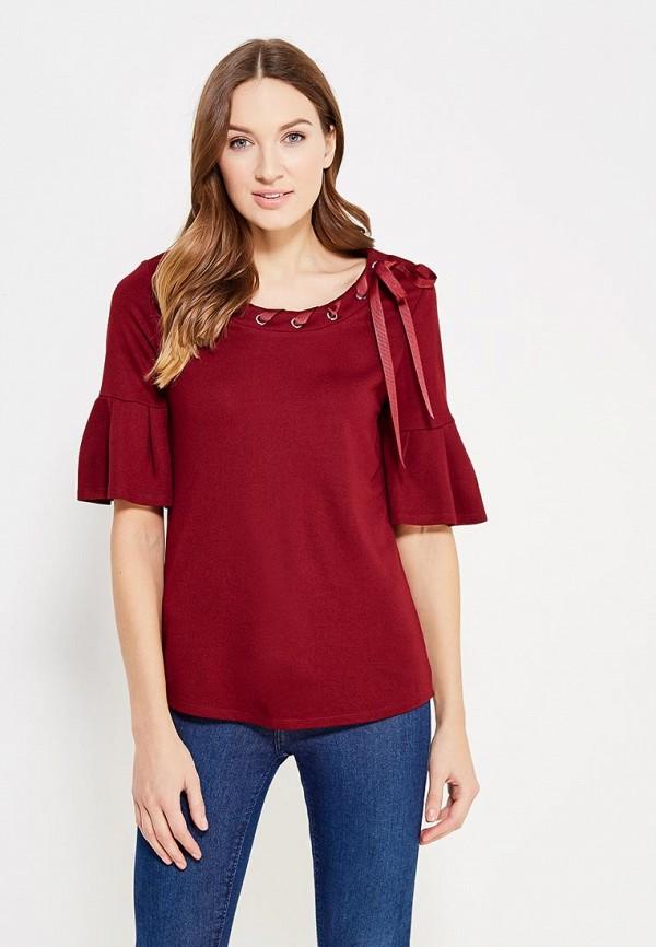 Купить Блуза adL, adL AD005EWZAD43, бордовый, Осень-зима 2017/2018