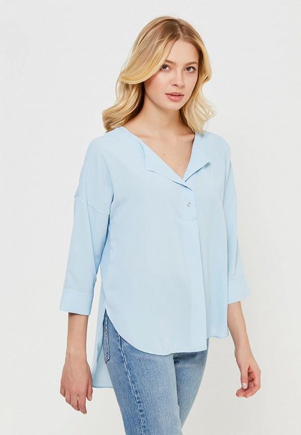 Купить Блуза adL, adL AD005EWZYS41, голубой, Весна-лето 2018