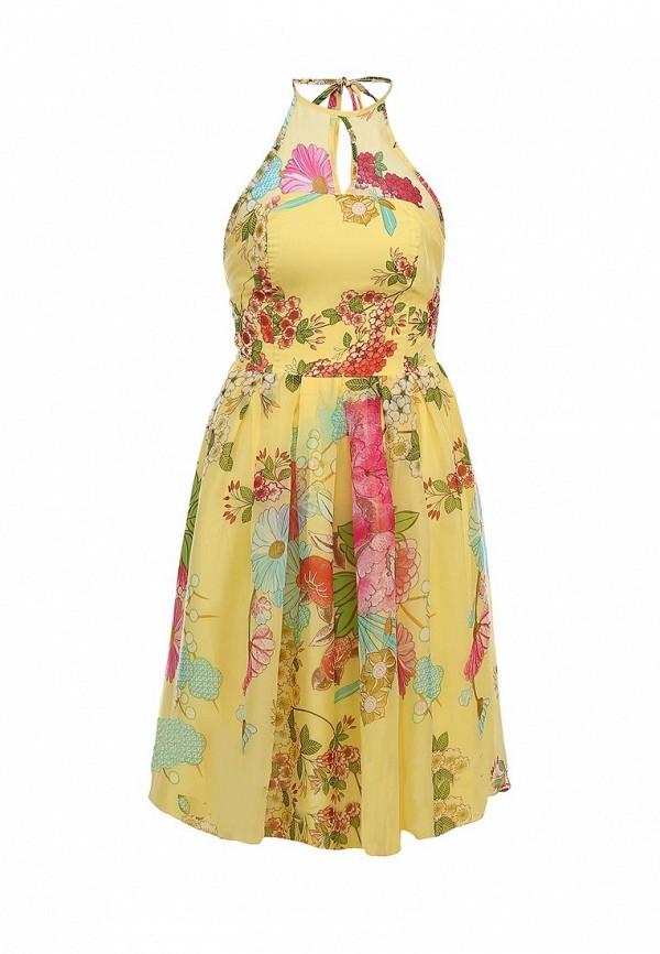 Платье-мини AdL - Adilisik (АДЛ-Адилисик) 124W6696000: изображение 1