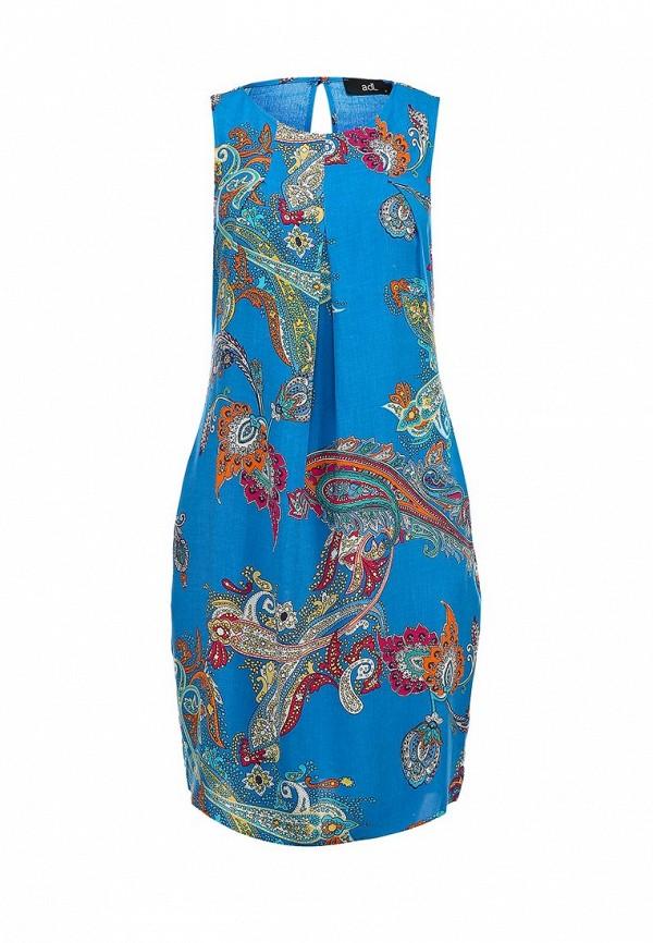Платье-миди AdL - Adilisik (АДЛ-Адилисик) 524W6832000: изображение 1