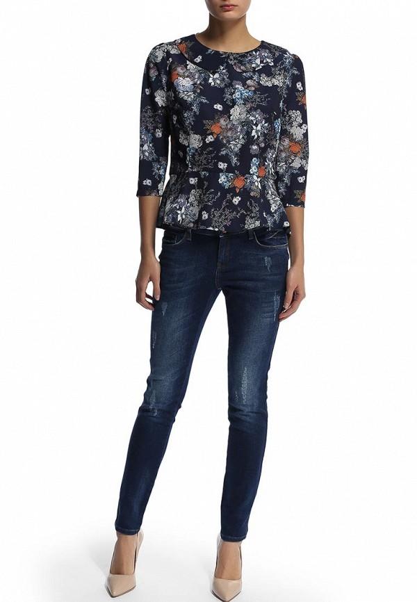 Зауженные джинсы AdL - Adilisik (АДЛ-Адилисик) 55316426122: изображение 3