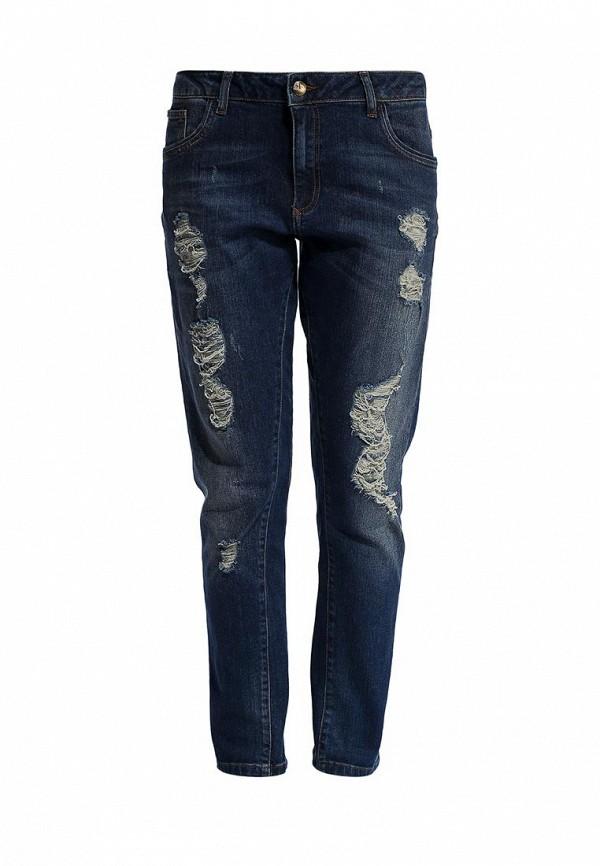 Прямые джинсы AdL - Adilisik (АДЛ-Адилисик) 55324576000: изображение 1