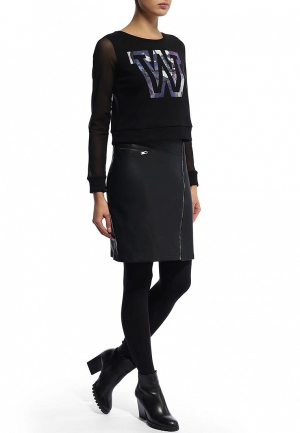 Прямая юбка AdL - Adilisik (АДЛ-Адилисик) 12724342000: изображение 4