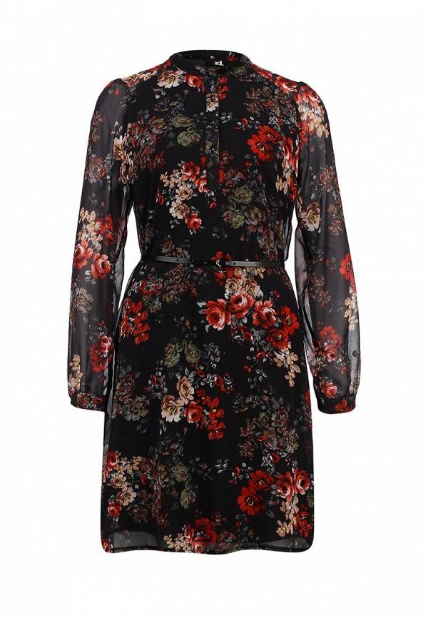 Платье-миди AdL - Adilisik (АДЛ-Адилисик) 12418707003: изображение 1