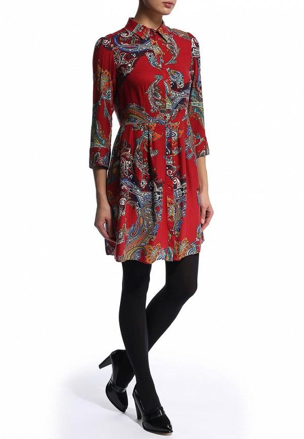 Платье-миди AdL - Adilisik (АДЛ-Адилисик) 124W5837001: изображение 2