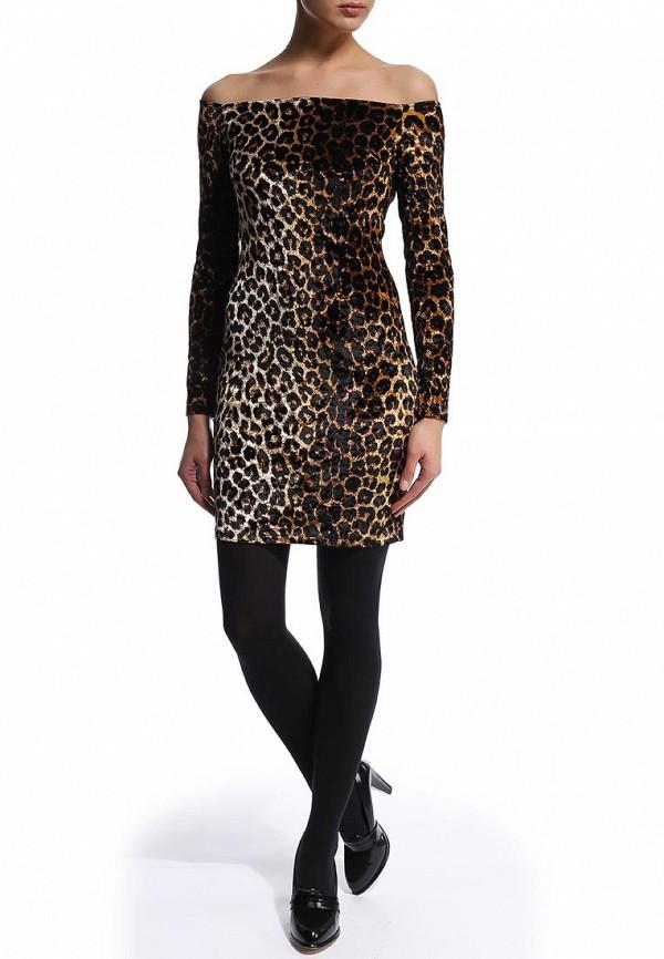 Платье-мини adL 12419204005: изображение 3