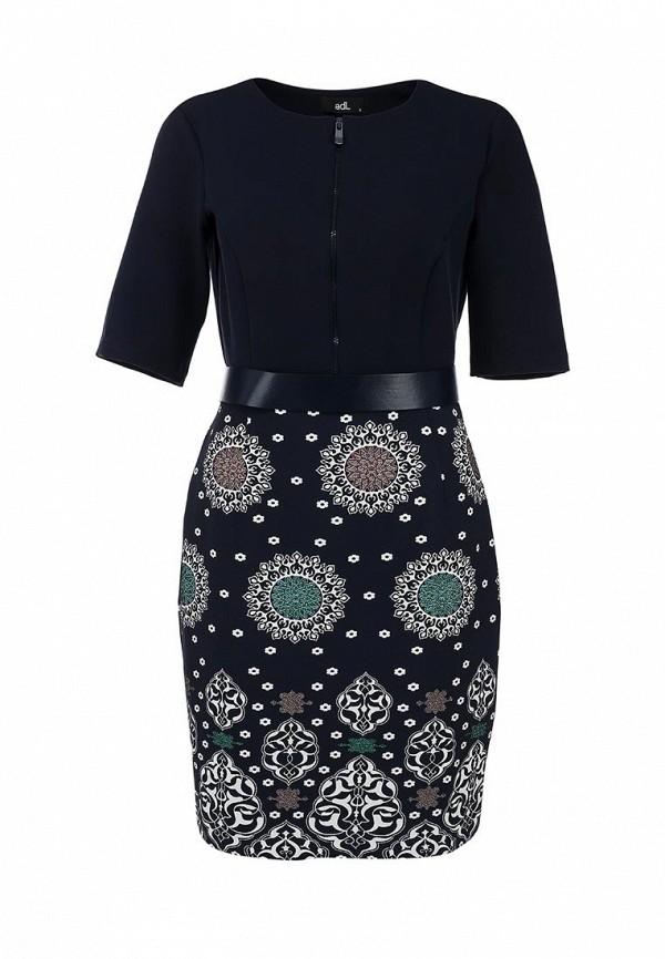 Платье-миди AdL - Adilisik (АДЛ-Адилисик) 12424871001: изображение 1