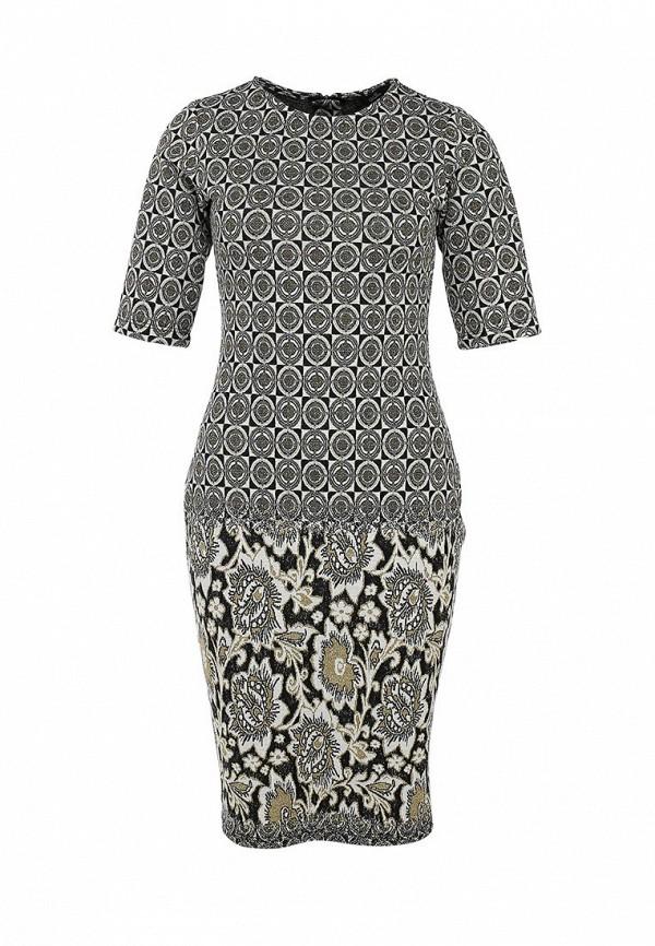 Платье-миди adL 12424970000: изображение 1