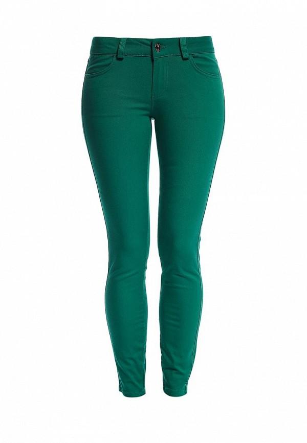 Зауженные джинсы adL 153W1129057: изображение 1