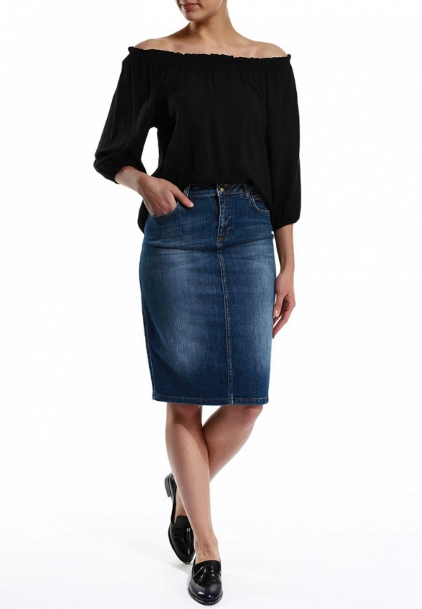 Джинсовая юбка AdL - Adilisik (АДЛ-Адилисик) 12722968003: изображение 2