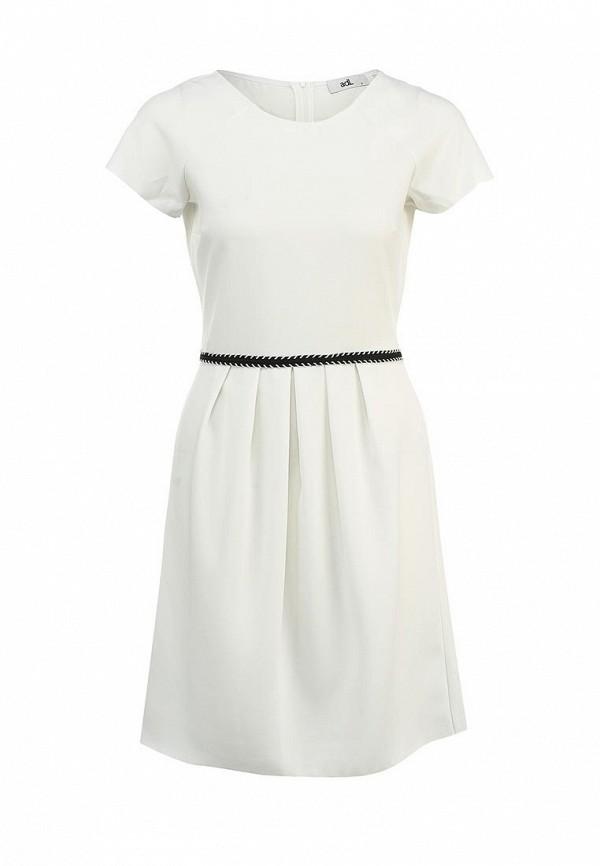 Платье-мини adL 124W7485000