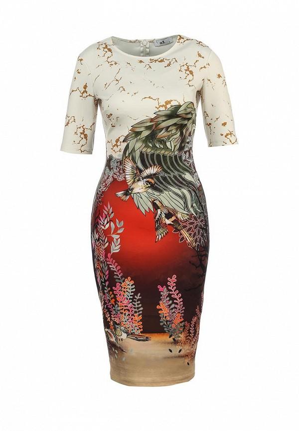Платье-миди AdL - Adilisik (АДЛ-Адилисик) 124W7569000: изображение 1