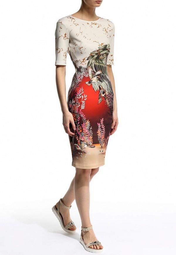 Платье-миди AdL - Adilisik (АДЛ-Адилисик) 124W7569000: изображение 3