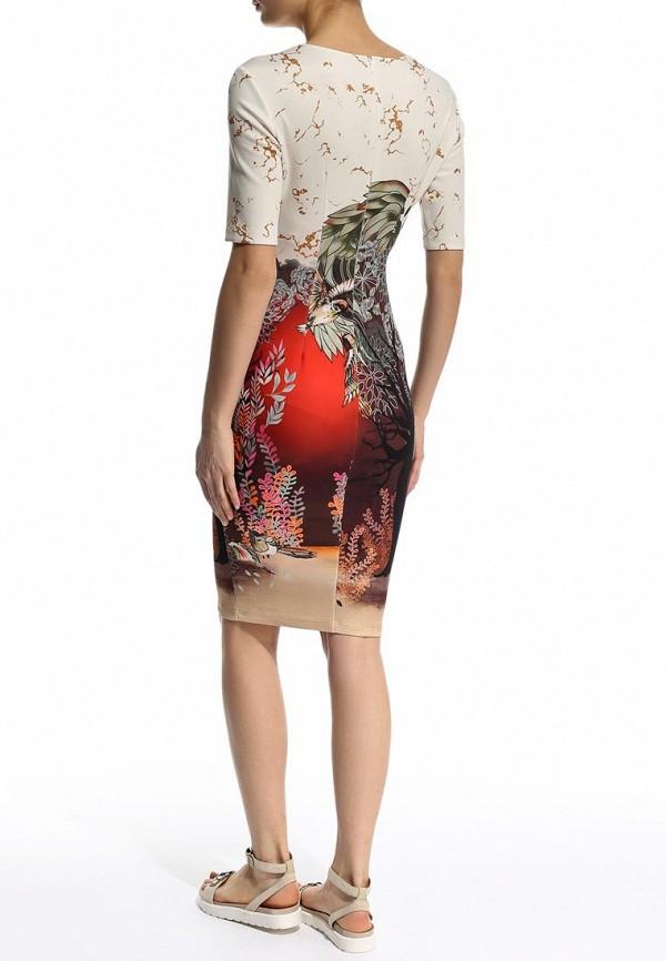 Платье-миди AdL - Adilisik (АДЛ-Адилисик) 124W7569000: изображение 4