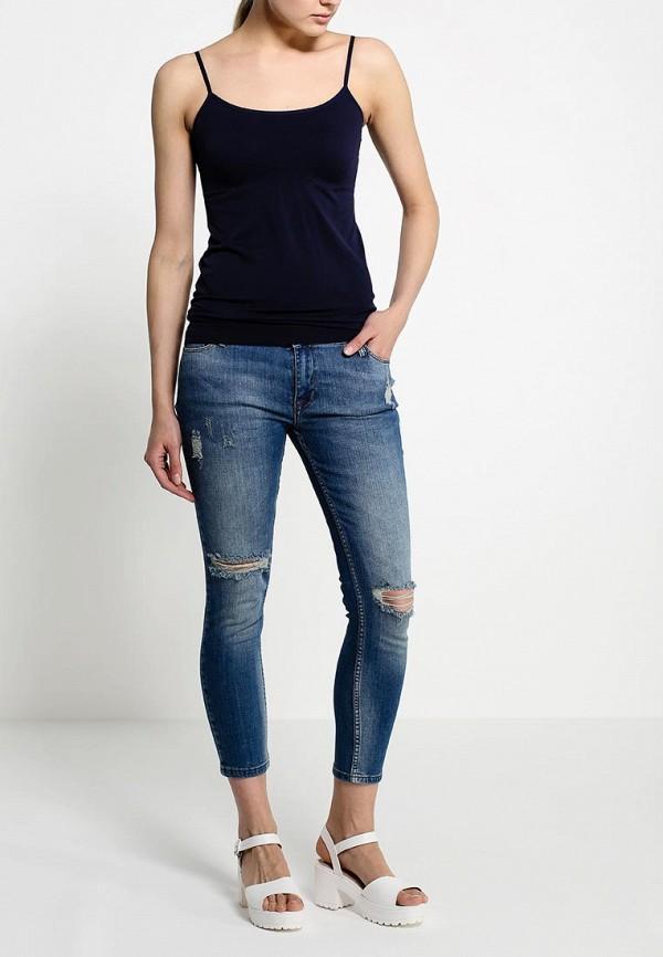 Зауженные джинсы adL 15322487005: изображение 3