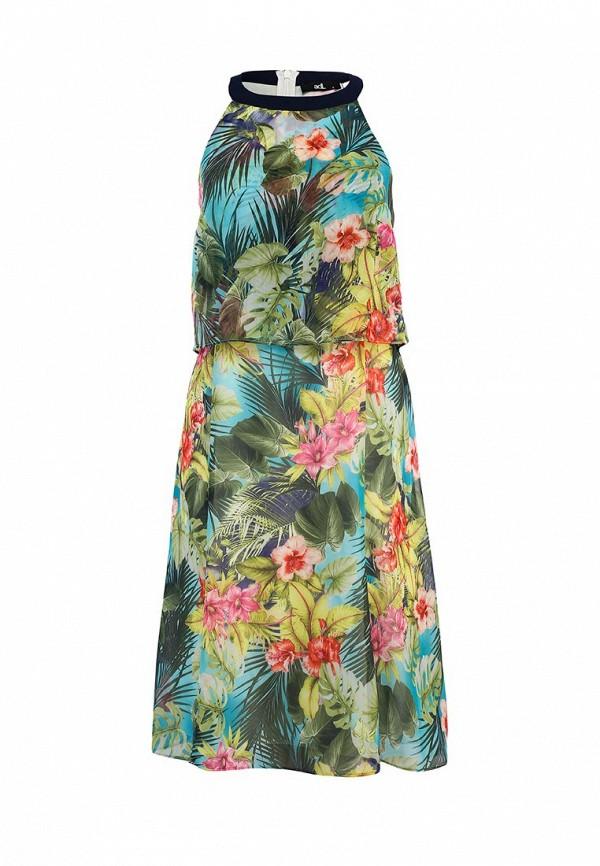 Купить женское платье adL зеленого цвета