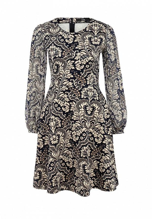 Платье-миди adL 12425068003: изображение 1