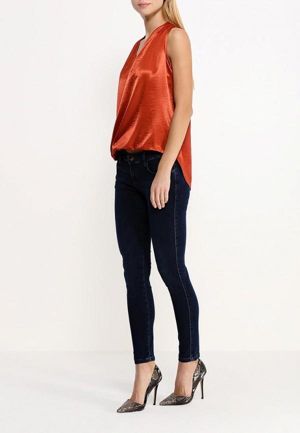 Зауженные джинсы adL 15316426144: изображение 2