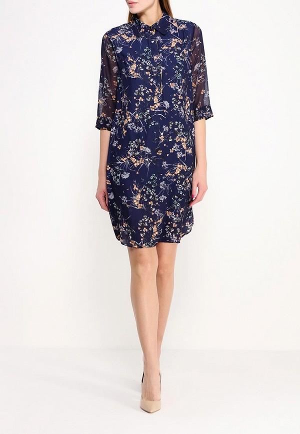 Платье-миди adL 12426844000: изображение 2