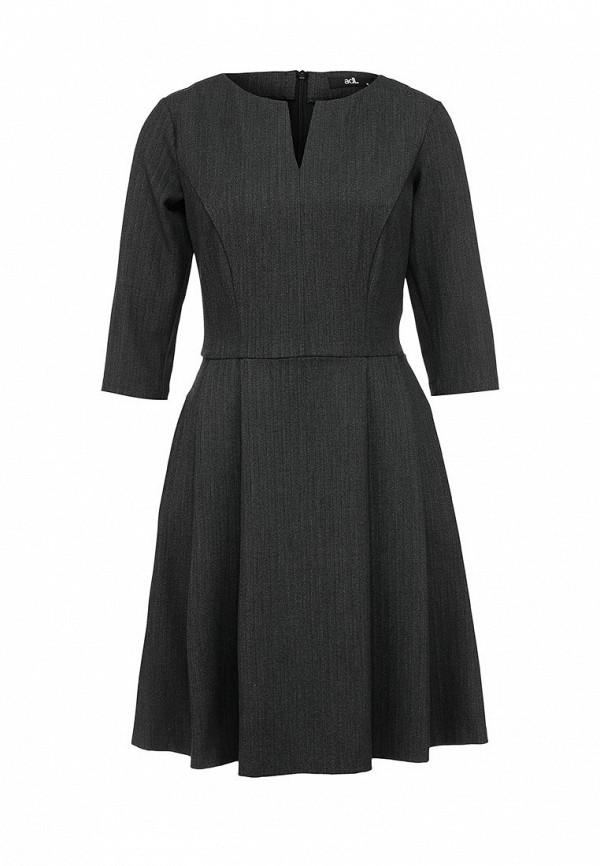 Платье-миди adL 12427392000: изображение 2