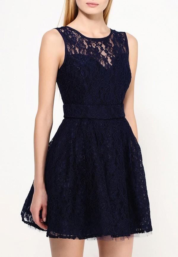 Платье-мини adL 12423564006: изображение 3