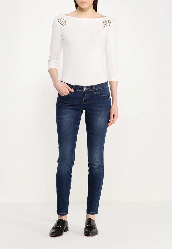 Зауженные джинсы adL 15316426147: изображение 3