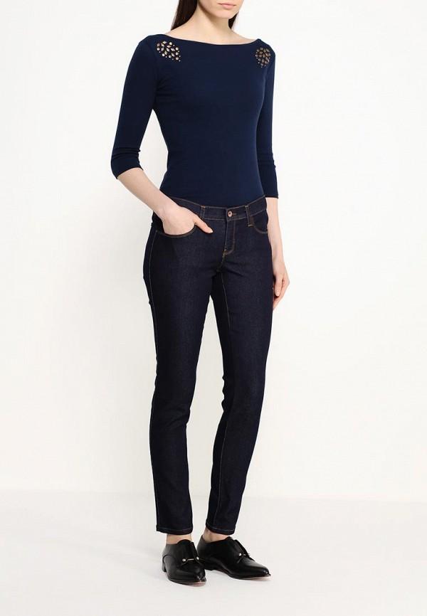Зауженные джинсы adL 15316426148: изображение 2