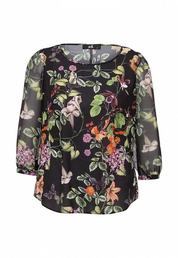 Блуза adL adL AD006EWIBP01 блуза adl adl ad006ewlpu94