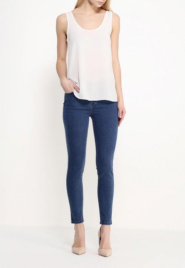 Зауженные джинсы adL 15328415000: изображение 2