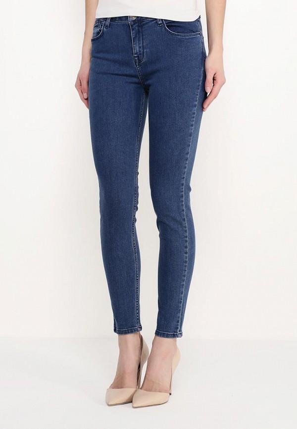 Зауженные джинсы adL 15328415000: изображение 3