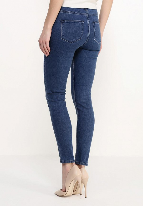 Зауженные джинсы adL 15328415000: изображение 4