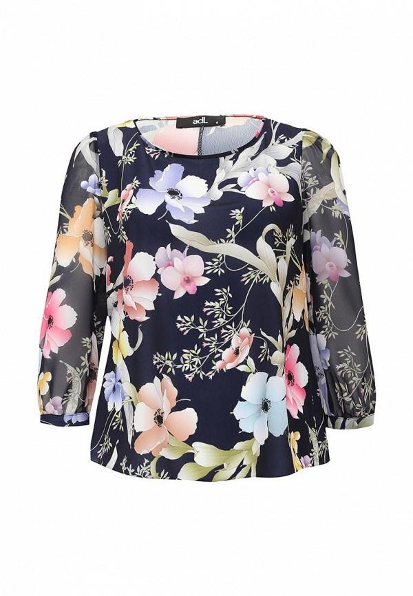 Блуза adL adL AD006EWIHC50 блуза adl adl ad006ewlpu52