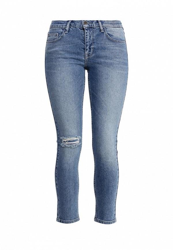 Зауженные джинсы adL 15328317000: изображение 1