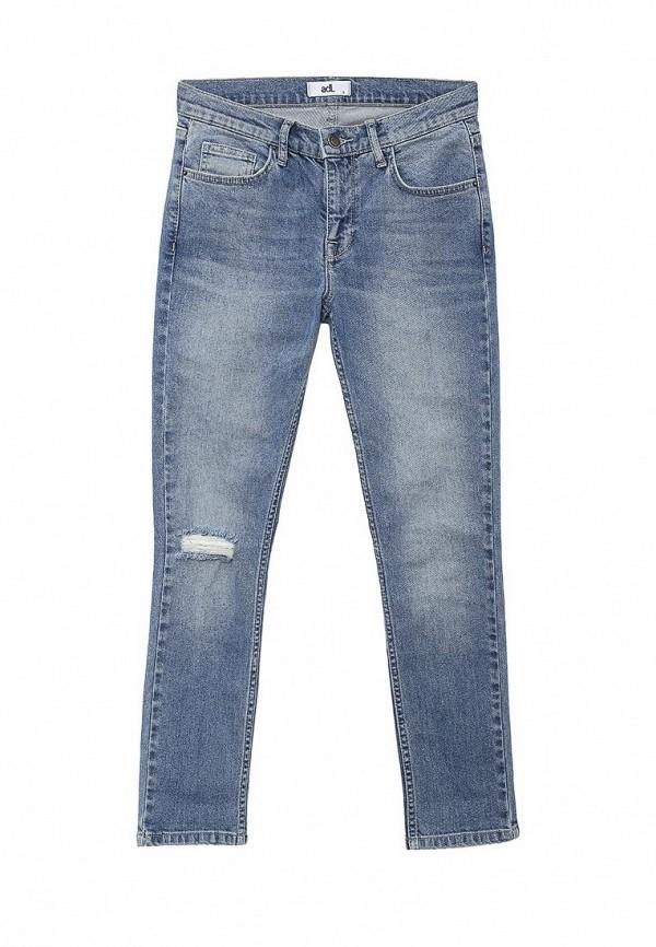 Зауженные джинсы adL 15328317000: изображение 2