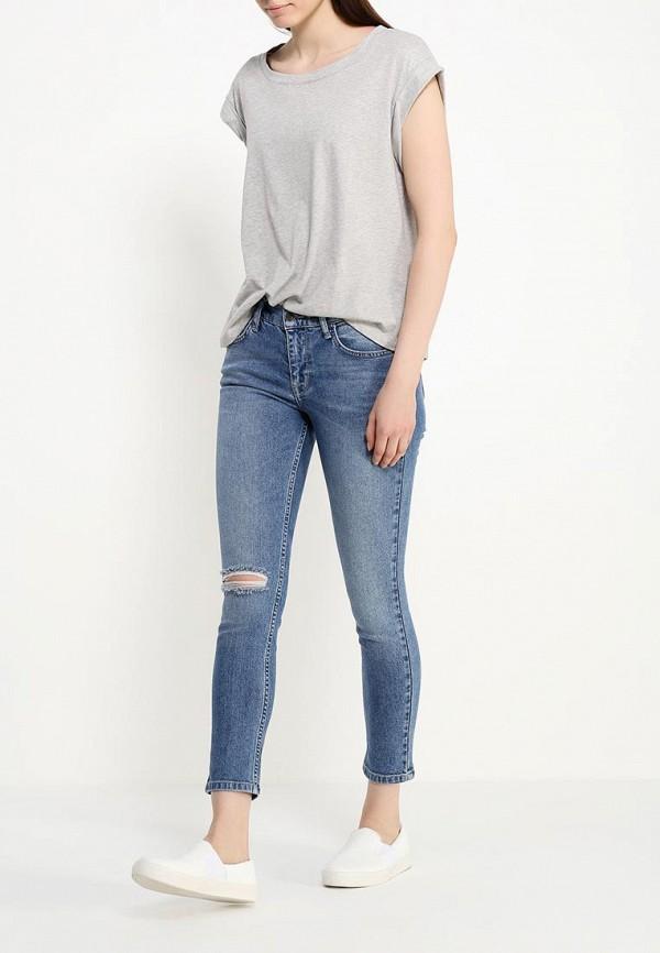 Зауженные джинсы adL 15328317000: изображение 3